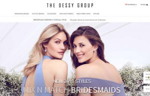 We carry The Dessy Group