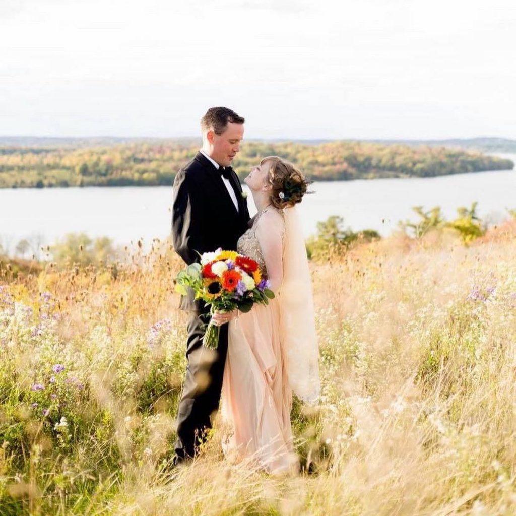 Samantha's Wedding Day