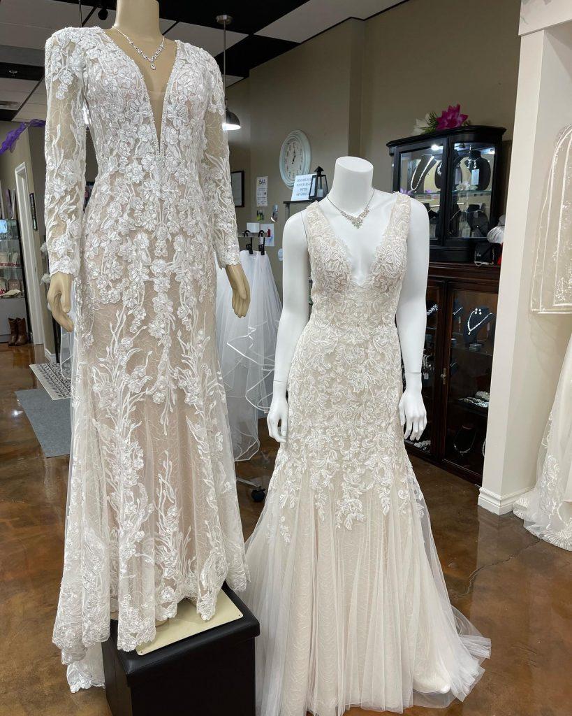 Our new wedding line Jasmine